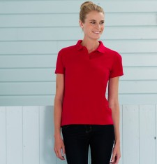 Ladies' Classic PolyCotton Polo R-539F-0 014