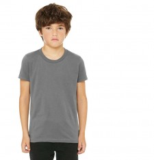 YOUTH JERSEY SHORT SLEEVE TEE 3001Y 499