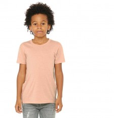 YOUTH TRIBLEND JERSEY SHORT SLEEVE TEE 3413Y 501