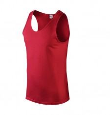 SOFT STYLE EURO FIT ADULT TANK TOP 64200 258