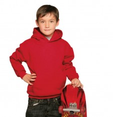 PREMIUM KIDS HOODED SWEAT 62-037-0 340