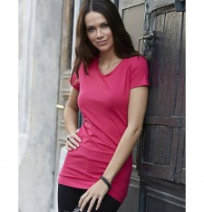 LADIES STRETCH TEE EXTRA LONG 455 405
