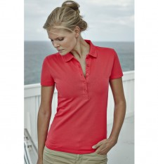LADIES LUXURY STRETCH POLO 145 428