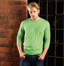 MEN'S LONG SLEEVE HD T R-167M-0 488