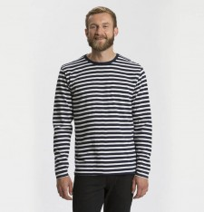 MENS LONG SLEEVE T-SHIRT O61050 493