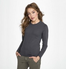 WOMENS LONG-SLEEVE T-SHIRT IMPERIAL 02075 507