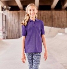 CHILDREN´S POLOSHIRT 65/35 R-539B-0 543
