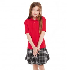 SHORT SLEEVE POLO FOR CHILDREN ST3200 544