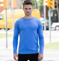 MENS FEEL GOOD LONG SLEEVES STRETCH T SF124 562