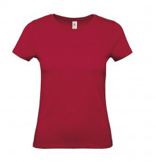 B&C #E150/WOMEN SINGLE JERSEY SHORT-SLEEVED T-SHIRT TW02T 584