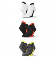 3-PACK SPORTS SNEAKER SOCKS S293X 610