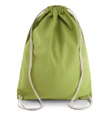 COTTON DRAWSTRING BACKPACK KI0125 662