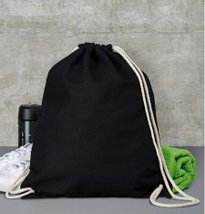 COTTON DRAWSTRING BACKPACK 672