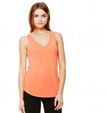 WOMEN'S FLOWY V-NECK TANK 8805 076