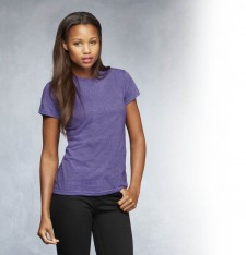 WOMEN'S FASHION BASIC FITTED TEE 379 182