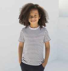 KIDS` STRIPED T SM202 700