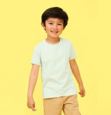 KIDS´ ROUND NECK T-SHIRT MARTIN 03102 736