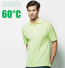 MEN`S CLASSIC FIT POLO SUPERWASH® 60º KK403 755