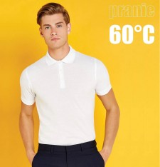 MEN`S KLASSIC SLIM FIT POLO SUPERWASH 60° KK413 758