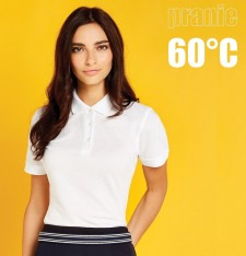 WOMEN`S KLASSIC SLIM FIT POLO SUPERWASH 60° KK213 759