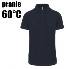MEN'S SHORT SLEEVE STUD POLO SHIRT K225 770