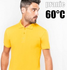 MEN'S SHORT SLEEVE PIQUE POLO SHIRT K241 771