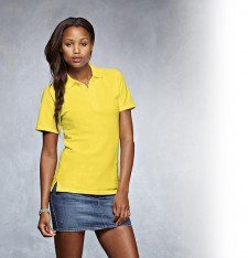 WOMEN'S DOUBLE PIQUÉ POLO 6280L 198