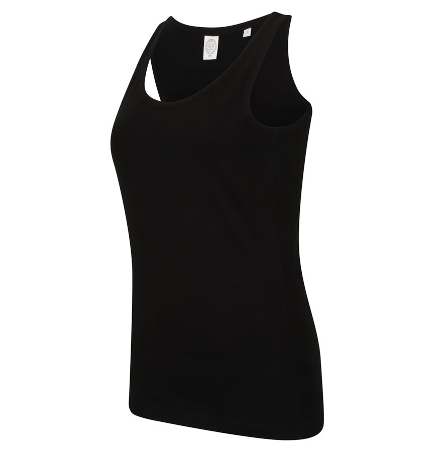 WOMENS FEEL GOOD STRETCH VEST SK123 571