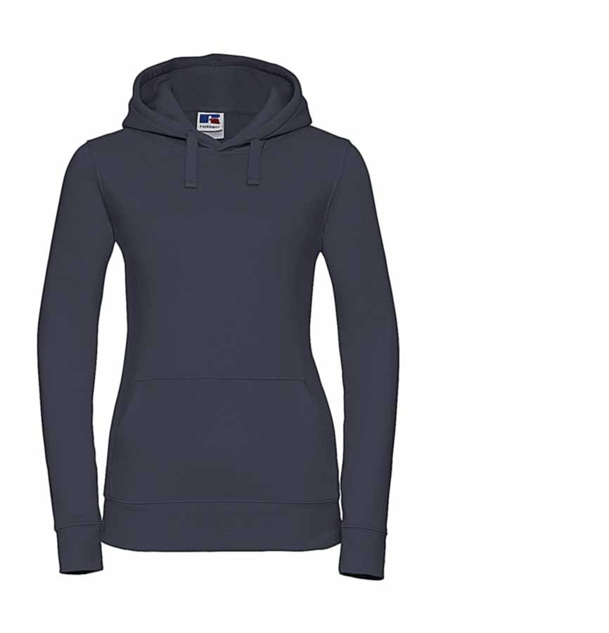 LADIES` AUTHENTIC HOODED SWEAT R-265F-0 147
